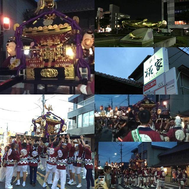 八坂祭り 吉川よいとこ